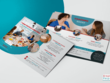 Design an awesome flyer/ leaflet with unlimited revisions