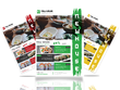 Design creative and modern flyers