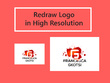 Redraw your existing logo / image as high resolution - VECTOR