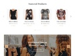 Create Responsive Luxury E-Commerce Website