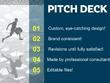 Design winning pitch deck / PowerPoint presentation
