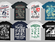 Design your T shirt for merchandise, corporate event or stag do'