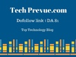 Publish Guest Post at Tech Prevue.com -DA 81-Dofollow link