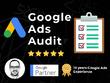 Google Ads / AdWords PPC Account Audit