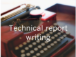 Write a technical report / proposal / case study (500 words)