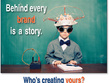 Write A Compelling Brand Story (up to 1000 words)