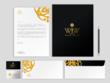 ( Bespoke Logo Design + Business Card + Letterhead/Company Slip)