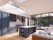 Create an Interior photorealistic 3d visualisation