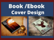 Design book cover and ebook cover
