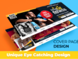 Design a professional Facebook cover image