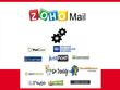 Setup ZOHO Mail for custom domains and organizations