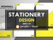 Design your Stationery in just 48 hours