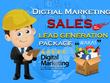 Sales & Lead Generation Digital Marketing Solutions Package 2020