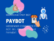 Set up an eCommerce Pay Bot & Connect to your FB Page.