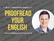 Proofread your English text ($15 per 250 words)