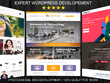 Design and Develop WordPress Responsive 6 to 10 Pages Website.