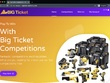 Create a raffle, lottery, competition or prize giveaway site