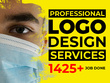 Create a professional logo with 3concepts & unlimited revisions.