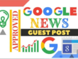 5 Google News Sites Combo – DA 57 to 85