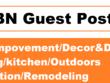 Write And Publish 5 Niche Home Improvement Permanent PBN Post
