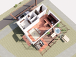 Make you a 3D floor plan in Revit with textures quick & nicely