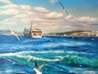 I can create paintings suitable for your taste.