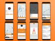 Taxi app Uber clone