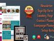 Design a responsive mailchimp newsletter