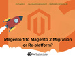 Migration from Magento1 to Magento2