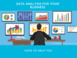 Do data analysis and predictive modelling on your data