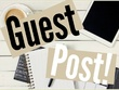 Guest post on High authority sites DA+90 PA +85
