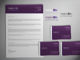 Create a professional business card to leave an impression on your clients