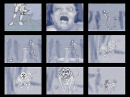 Speedily make storyboards and concept artwork