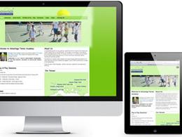 Convert PSD to a responsive Concrete5 CMS website