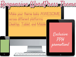 Make your current wordpress theme responsive