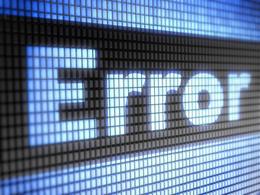 Fix any PHP error