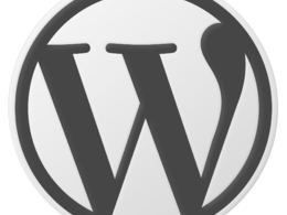 Create and install a Wordpress CMS website