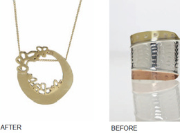 Cut out, retouch and resize product images to a high standard