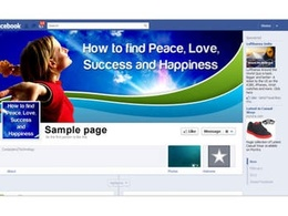 Design an awesome facebook cover photo for your timeline   facebook page and personal