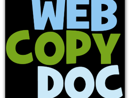 Write great copy for your website