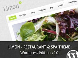 Install Wordpress with a beautiful design