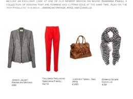 Create punchy fashion press releases/copy