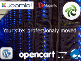 Transfer your site to a new server / hosting package