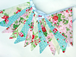 Make a string of bunting