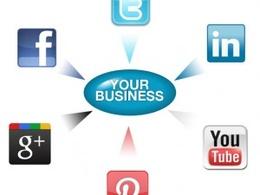 Setup your professional facebook, twitter, google+, linkedin, pinterest accounts