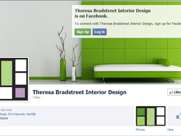 Create a custom Facebook cover and profile logo
