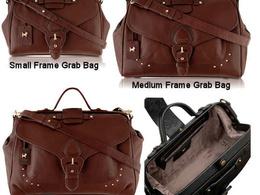 Design a full technical spec handbag