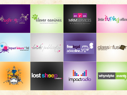 Design a unique professional logo and business card