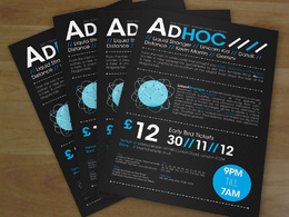 Design a high impact double sided A5 flyer