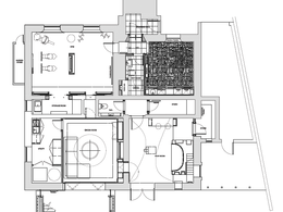 Convert a hand-drawn floor plan to CAD